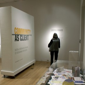 Community as Client Exhibition